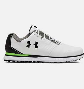 Under Armour SL golf shoes  from £71.44 for size 9 with 20% off Amazon Prime Excl