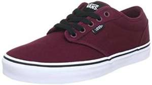 Prime Day - VANS Atwood, Oxblood/White £20.29 Amazon