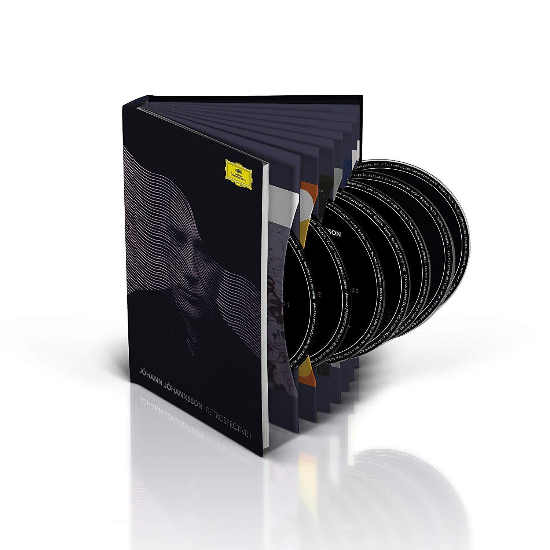 Retrospective I - CD Box Set : Johann Johannsson - £21.50 Amazon Prime Day Deal