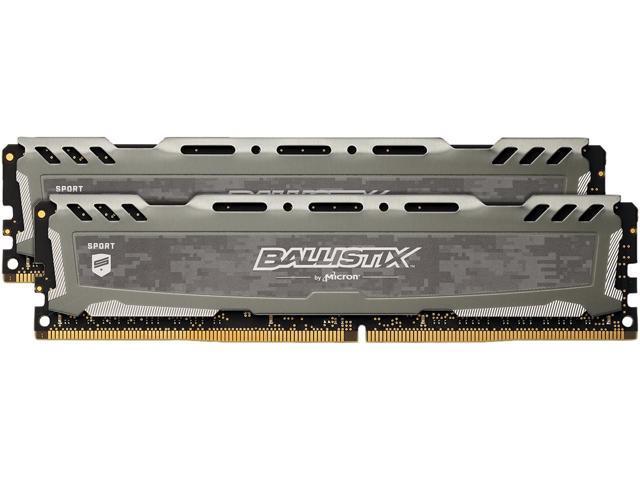 Ballistix Sport LT 16 GB Kit (8 GB x 2) DDR4 - Used - Like New - £50.66 @ Amazon Warehouse (£63.33 Non-prime)