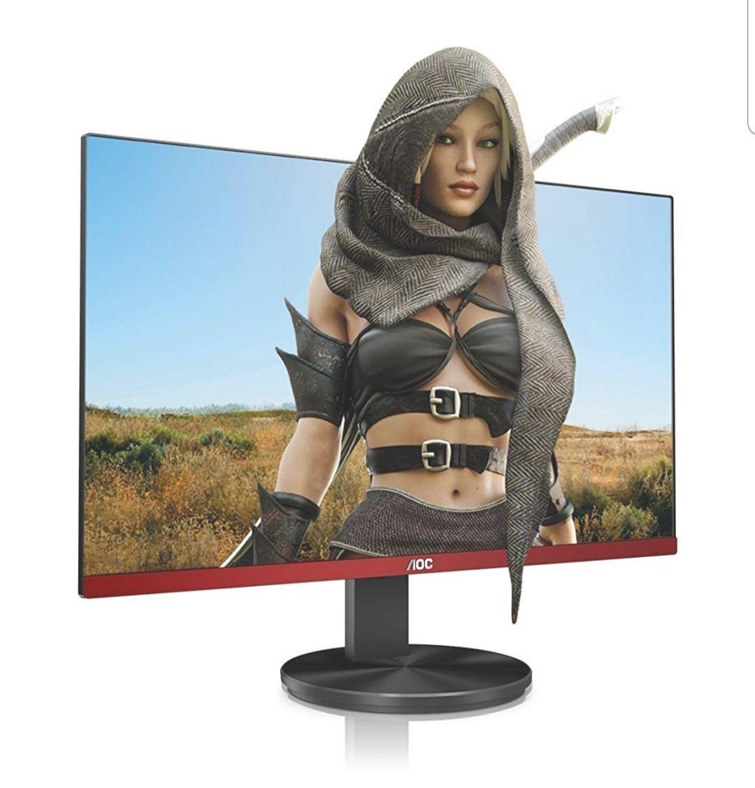"AOC G2590VXQ 24.5"" Widescreen TN LED Black/Red Monitor £92.99 @ Amazon (Prime Exclusive)"