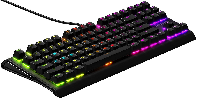 SteelSeries Apex M750 TKL RGB Mechanical Keyboard £82.99 @ Amazon (Prime Exclsuive)