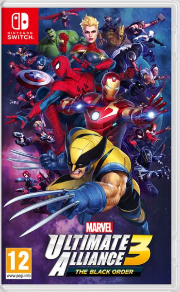 Marvel Ultimate Alliance 3: The Black Order + Exclusive Keyring £39.85 @ ShopTo