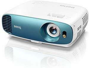BenQ TK800M True 4K HDR Home Theatre Projector, DLP, 3000 Lumens, 3D, Rec.709-£799 @ Amazon