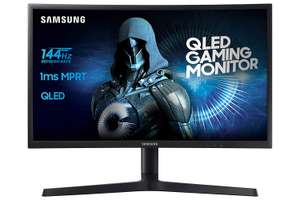 Samsung LC24FG73FQUXEN 24-Inch FHD 1920 x 1080 Curved Gaming Monitor £149.99 @ Amazon