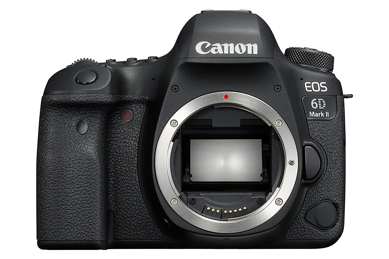 Canon EOS 6D Mark II Digital SLR £999 Amazon Prime Excl