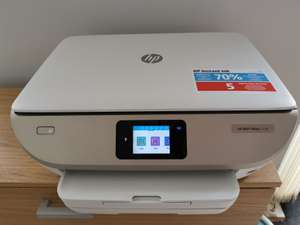HP Envy photo 7134 all in one printer. 5 months free instant ink and £32 credit - £89.99 at Currys