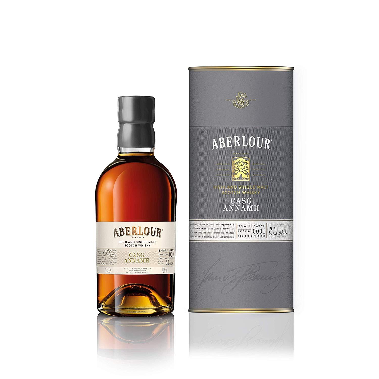 Aberlour Casgannamh  Single Malt Whisky 70cl £39 Amazon Prime Excl