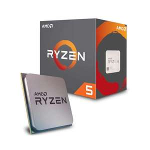 AMD Ryzen 5 2600 Processor with Wraith Stealth Cooler - YD2600BBAFBOX - Student Prime - £99.99 at Amazon