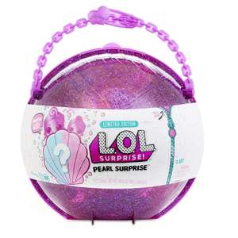 L.O.L Surprise! Pearl Surprise- Purple - £19.99 at Amazon Prime Exclusive