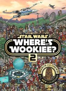 Star Wars Where's the Wookiee 2 Search and Find Activity Book £3.97 @ Amazon (Prime exclusive)