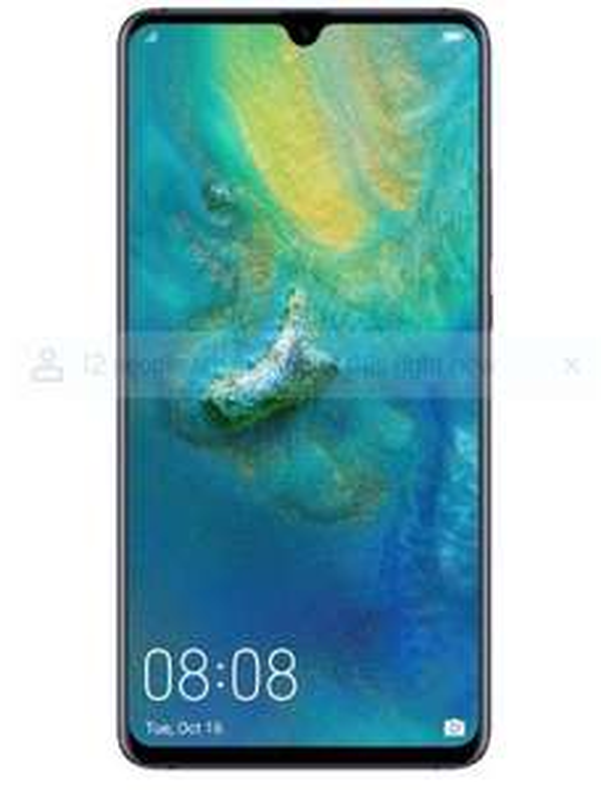 New SIM Free Huawei Mate20 X 128GB Mobile Phone - Blue £499.95 @ Argos