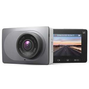 YI Dash Cam 1080p 60fps, 165° Wide Angle Car DVR Dashboard Camera £31.20 Sold by Seeverything UK and Fulfilled by Amazon Prime Exclusive