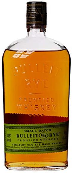 Bulleit Bourbon Rye Whiskey £20.90 @ Amazon  (Prime Exclusive)