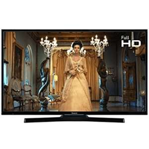 Panasonic TX-43E302B 1080p 43-Inch Full HD LED TV with Freeview HD - Black (2018 Model) £219 @ Amazon Deal of the Day