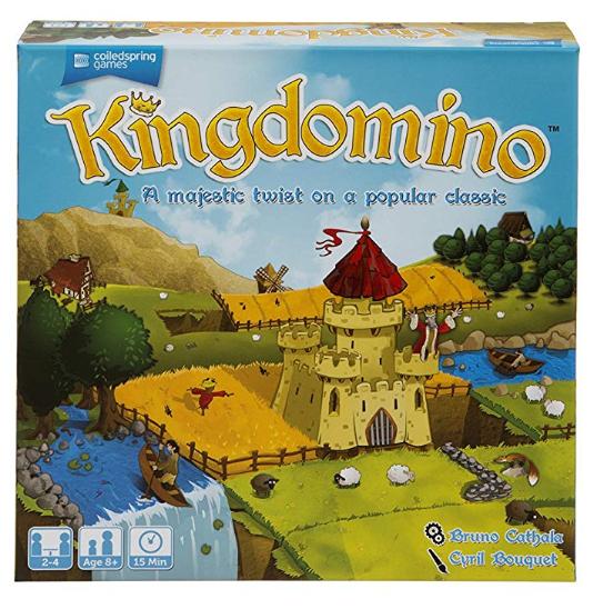 Kingdomino board game  £12.16 @ Amazon  (Prime Exclusive)