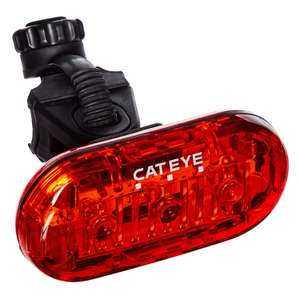 Upto 50% off CatEye Omni 3 rear LED cycle light. 2 x AAA - runtime upto 200hours. Amazon prime day
