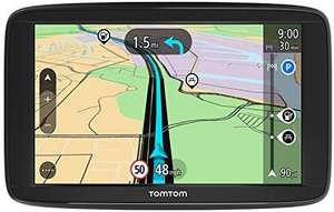 TomTom Car Sat Nav Start 62, 6 Inch with Lifetime W/Europe Maps, Resistive Screen (Used Very Good) £89.28 @ Amazon 20% discount at Checkout