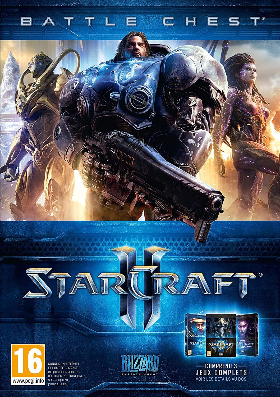 StarCraft II: Battle Chest 2.0 PC/Mac £12.99 at amazon