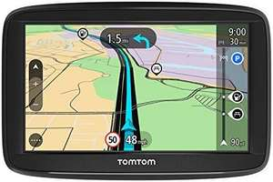TomTom Car Sat Nav Start 52, 5 Inch with Lifetime W/Europe Maps, Resistive Screen £64.50 @Amazon (Used Good) 20% off at Checkout