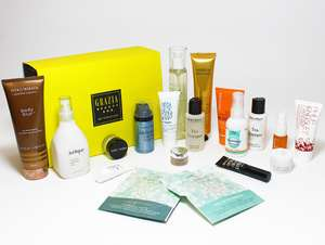 Free Delivery ( £3.95 ) on Beauty Box £50 Worth (£231) with code @ latest in Beauty