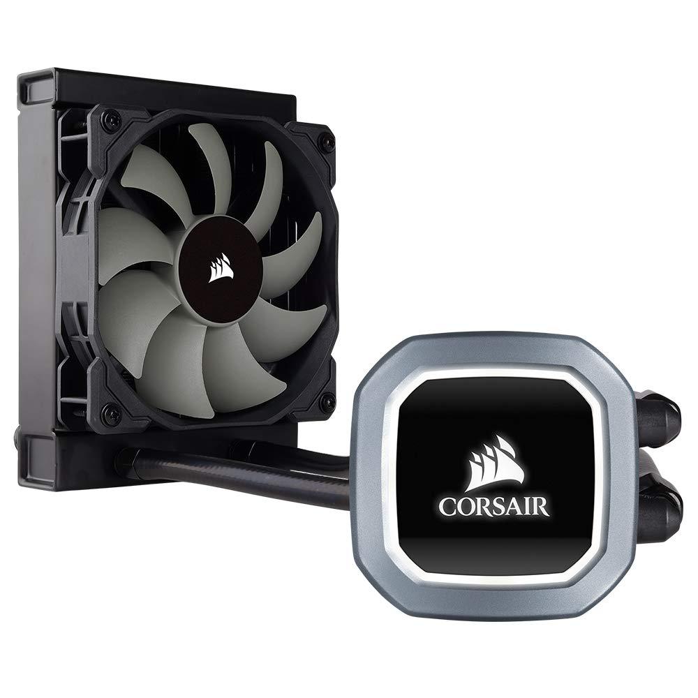 Corsair Hydro H60 Liquid CPU Cooler - Black (2018) £52.99 @ Amazon (Prime Exclusive)