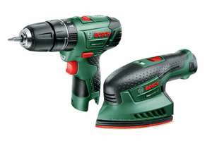 Bosch Cordless 12V EasyImpact 12 & EasySander 12 with Battery £62.99 Argos on eBay