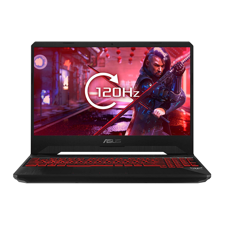 ASUS TUF FX505GM-AL279T 15.6 Inch Gaming Laptop - Intel i7-8750H, GTX 1060 6GB, 8GB RAM, 256GB SSD + 1TB HDD £779.99 @ Amazon Prime Day