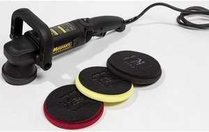 Meguiars MT320 Dual Action Polisher £179.55 with code @ Halfords