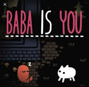 Baba Is You (switch) £7.90 @ Nintendo eshop