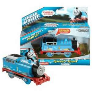Thomas & Friends Speed & Spark Thomas Trackmaster / Speed & Spark Percy Trackmaster Now £4.00 each /  £6.99 delivered with code @ Poundtoy