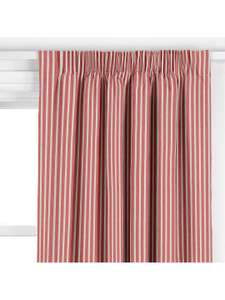 50% off made to measure curtains at John Lewis & Partners - from £3.50 per metre
