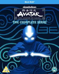 Avatar: The Last Airbender - Complete Animated Series [Blu-ray] £14.25 @ Amazon Prime Day