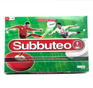 Subbuteo Team Edition now £22.79 delivered with Prime at Amazon