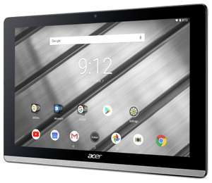 Refurb - Acer 10.1 Inch Tablet, 1.5GHz Quad, 2GB, 32GB, FHD 1920 x 1200 Screen, Android 8.1 - £88.99 Argos @ eBay