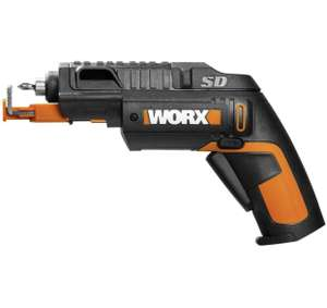 WORX WX255.1 SD 4V Lithium Screw Driver £38.01 @ Amazon
