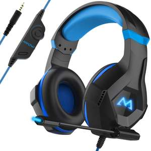 Mpow EG9 Gaming Headset / PS4 / PC / Xbox One / Nintendo Switch - In-line Controls £13.59 Prime / £18.08 Non Prime Sold by HBH LTD & FBA