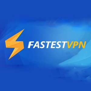 Lifetime VPN Subscription (5 Devices / 10 Log-ins) £9.60 @ FastestVPN
