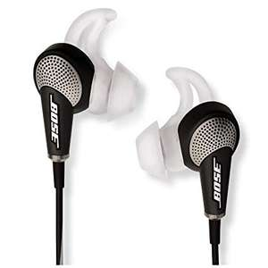 Bose QuietComfort 20 Acoustic Noise Cancelling Headphones for Apple Devices (Black) - £119.99 at Amazon Prime Exclusive