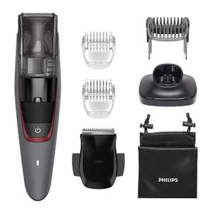 Philips Series 7000 Beard and Stubble Less Mess Vacuum Trimmer - BT7512/13 - £35 @ Amazon Prime Exclusive