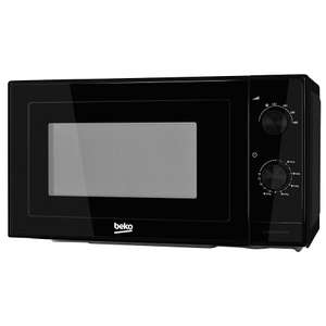 10% off at Robert Dyas with code Eg Beko 20L Compact Microwave - Black £31.49 (Free Click & Collect)