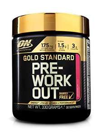 Optimum Nutrition Gold Standard Pre-Workout Powder £11.99 @ Amazon (Prime Exclusive)