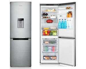 Samsung RB29FWRNDSA Silver Fridge Freezer with Water Dispenser Free 5 year warranty  £319.20 w/code @ cramptonandmoore eBay