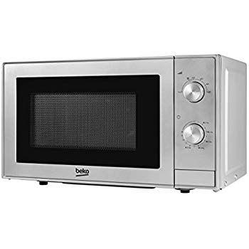 Beko MOC20100S Silver 20L 700W Microwave Crampton & Moore Ebay £39.99