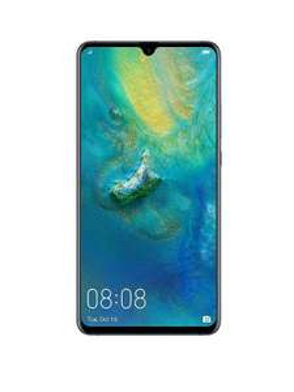 New SIM Free Huawei Mate20 X 128GB Mobile Phone - Blue £449.99 @ Very Using Code