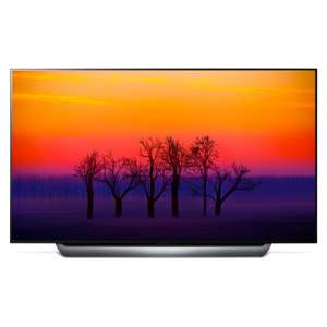 LG OLED55C8PLA 55 Smart Built in Wi-Fi UHD 2160P OLED TV with Freeview HD £1,099 @ Hughes Direct eBay