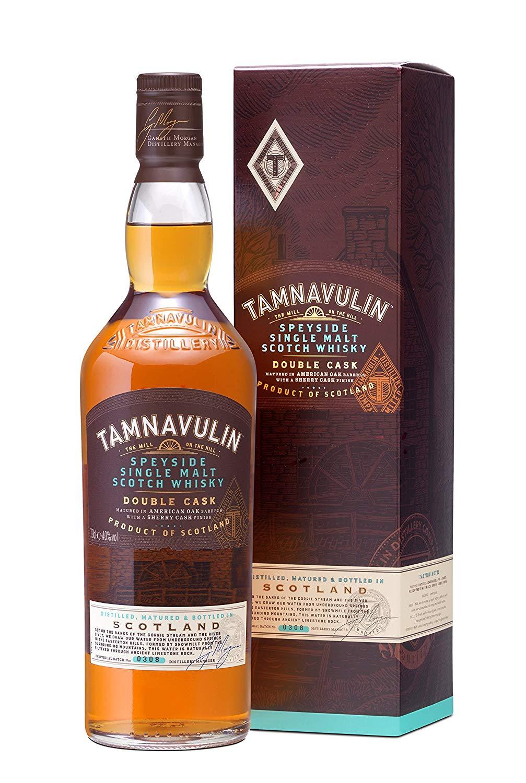 Tamnavulin Speyside Single Malt Scotch Whisky, 70 cl  £18.49 @ Amazon (Prime Exclusive)