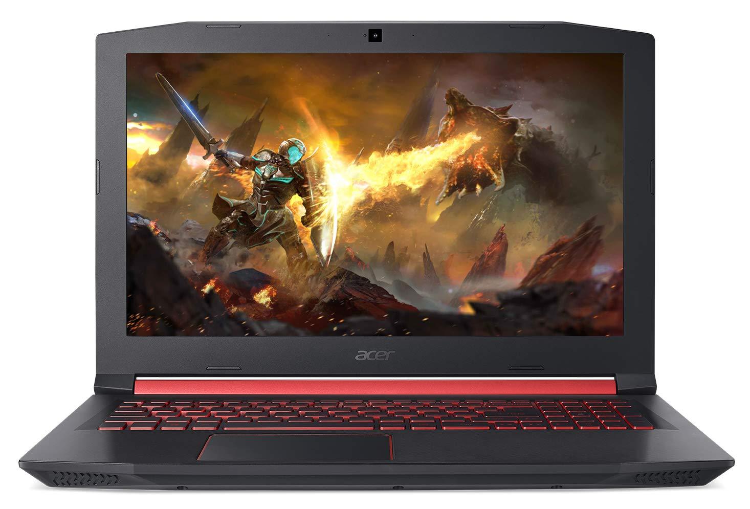 Acer Nitro 5 AN515-52 (Core i5-8300H, GTX 1060, 512 GB NVMe SSD; 144 Hz monitor) £799 Amazon Prime Day Deal