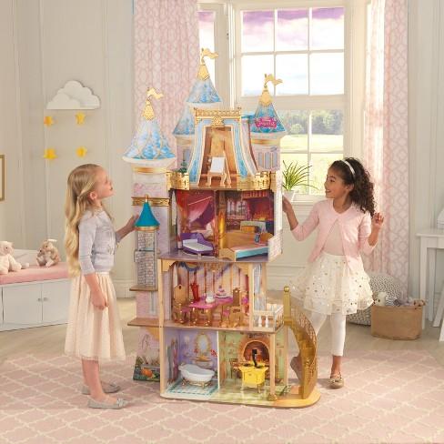 Kidkraft Disney Royal Celebration dollhouse now £89.99 @ Very