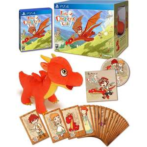 Little Dragons Cafe limited edition PS4 £20.84 + £9.09 delivery  @ Play Asia